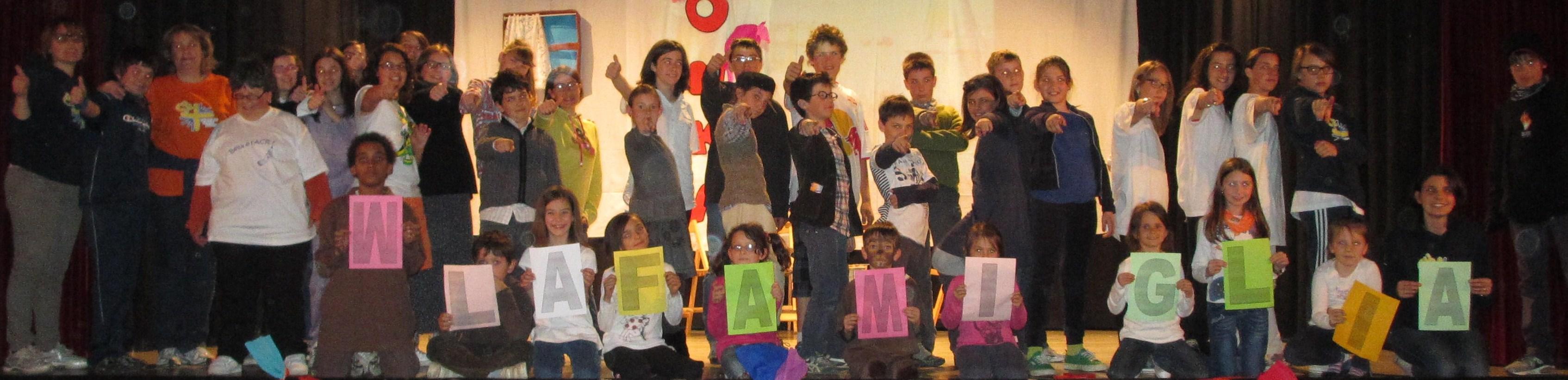 Il gruppo ACR di Livigno!!